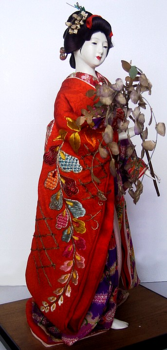 Anese Antique Doll Of Maiko The Onic Online