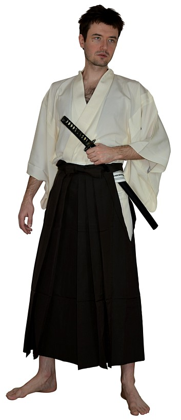 Japanese Man S Traditional Silk Hakama 1950 S Japanese